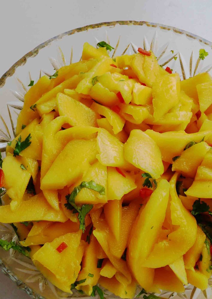 Friends & Family Chilli Mango Salad