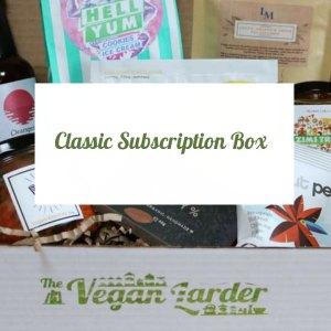 Classic Vegan Larder Box