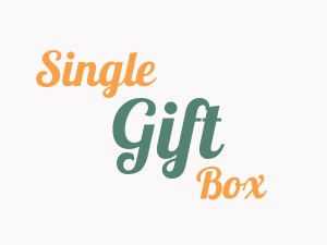 Single Gift Vegan Larder Box