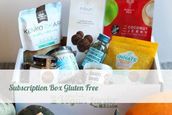 Gluten Free Subscription Box