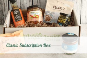Classic Size Subscription box