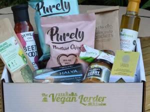 Buy Vegan Larder Subscription Boxes