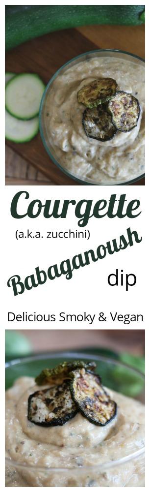 courgette babaganoush pinterest