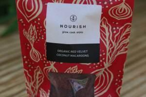 Nourish Coconut Macaroons