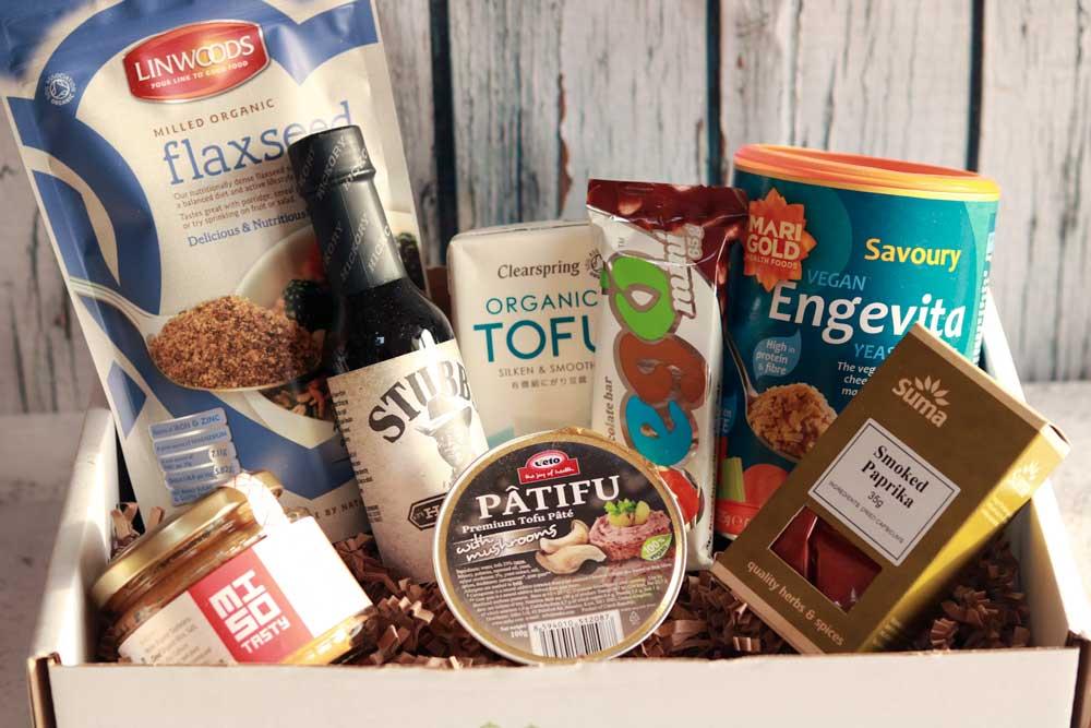 vegan beginner cooking kit