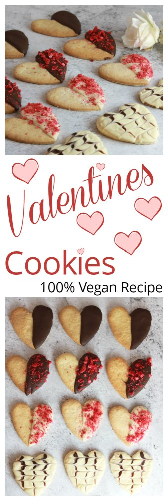 Valentines Day Cookies pin
