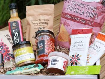May 2019 Vegan Larder Birthday box