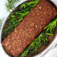 Vegan Lentil and Seed Nutless Roast