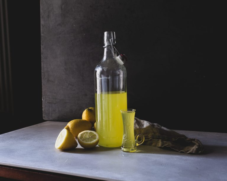 veganer limoncello limocello selbst gemacht
