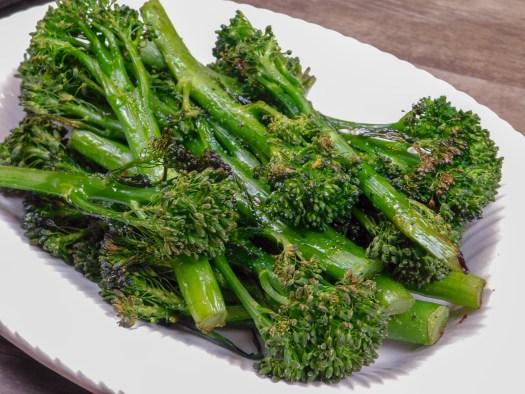 Roasted Broccoletti