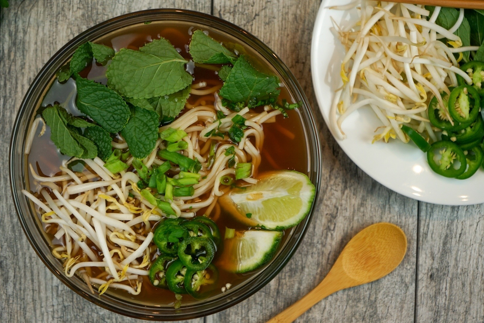 Vietnamese Pho Broth - The Vegan Rhino