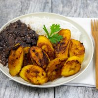 Maduros- Fried Sweet Plantains