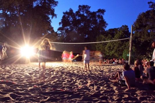 volleyball night