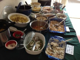 Colorado Springs Vegan and Vegetarian Meetup Group Thanksgiving Potluck