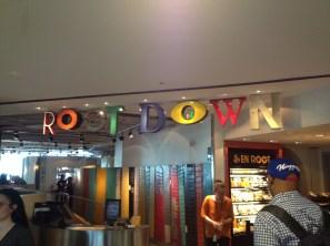 Root Down at Denver International Airport