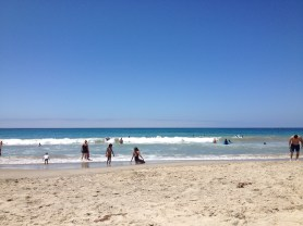 More Beach Time in San Clemente