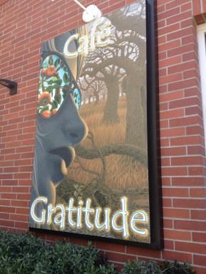 Cafe Gratitude in Venice Beach