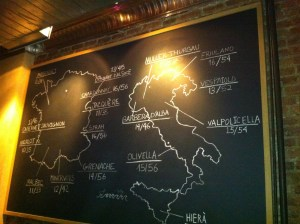 Buvette French Restaurant NYC Map