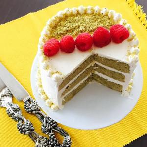 f2a7f199d8b Pistachio Cake – theveggiefix