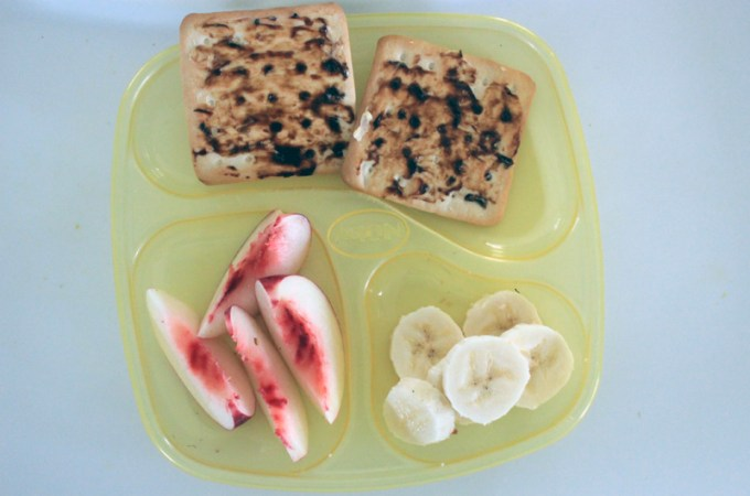 Kid Food: Snacks