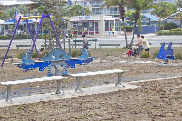 gross playground