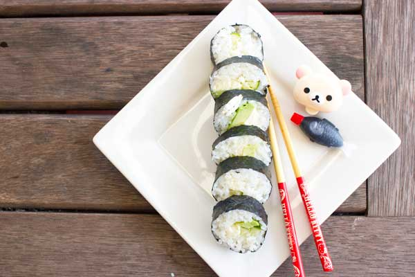 avocado-sushi