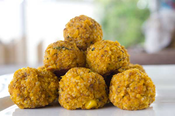 veggie quinoa bites recipe | Veggie Mama