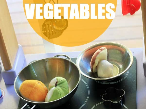 getting the kids to eat vegetables | Veggie Mama