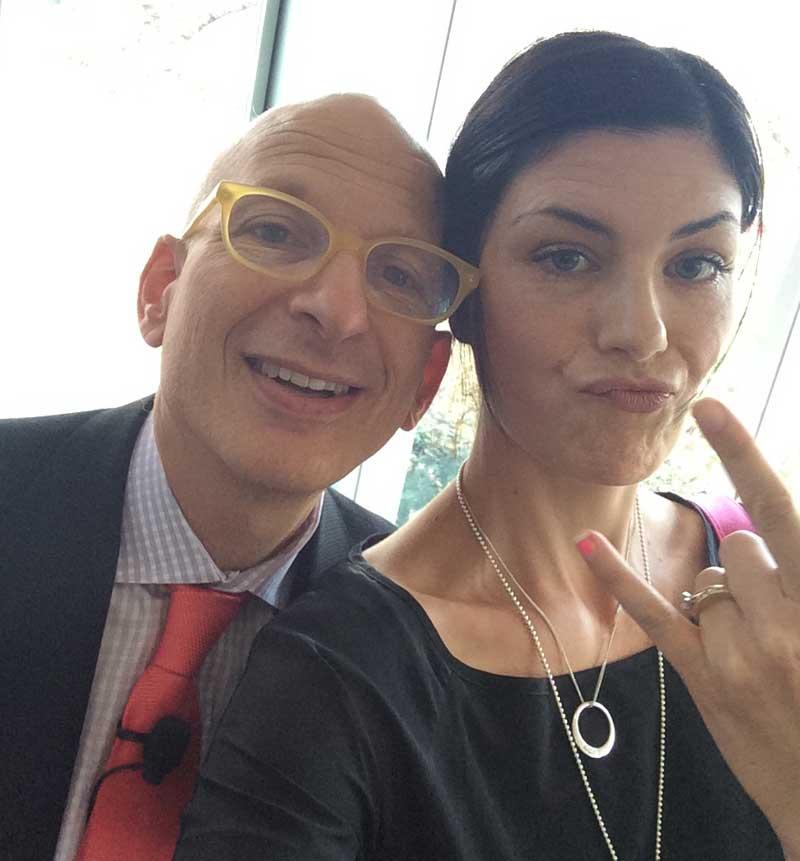 Seth Godin Selfie