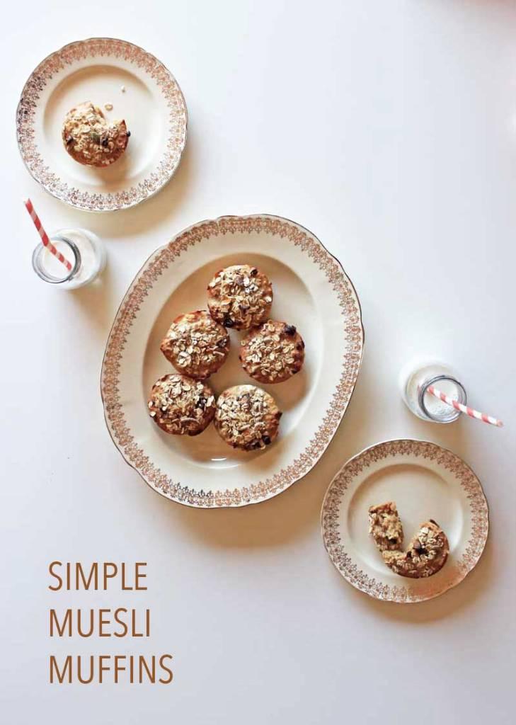 Muesli-muffins