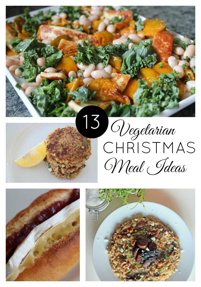 Vegetarian Christmas Meal Ideas The Veggie Mama