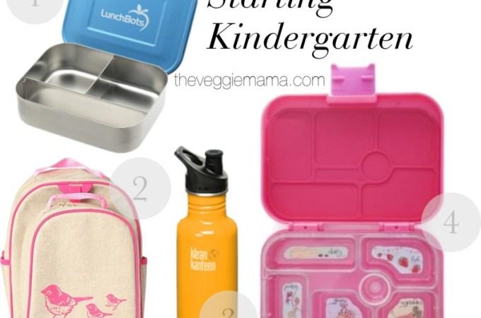 Starting Kindergarten – The Essentials