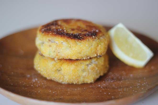 Vegetarian Fish Cakes