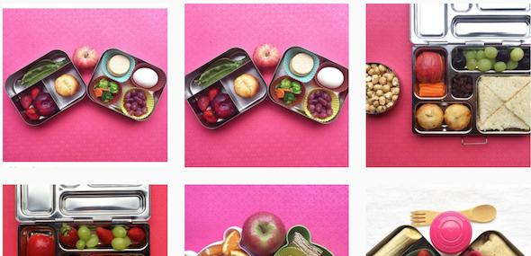 Vegetarian School Lunchbox Ideas