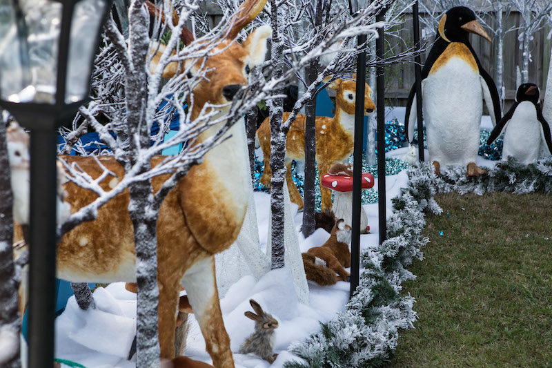 Come along to The Big Freeze Winter Festival, the best place to see snow right in the middle of Melbourne | Veggie Mama
