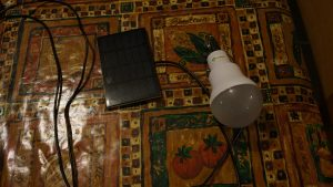 The prodeli solar light