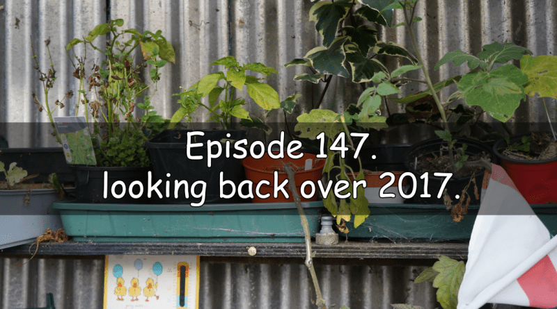 Join me in episode 147 of the veg grower podcast where i will be looking back over 2017.