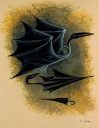Pterodáctilo (Animal Prehistórico), 1959.
