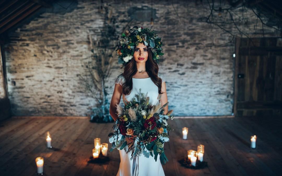 Winter Wedding Flowers: Hand-Picked Ideas From a Devon Wedding Florist
