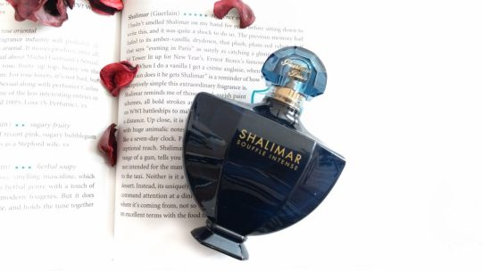 Guerlain Shalimar Souffle Intense, Habit Rouge Dress Code