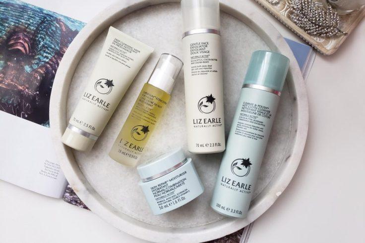 Liz Earle - My Skincare Routine
