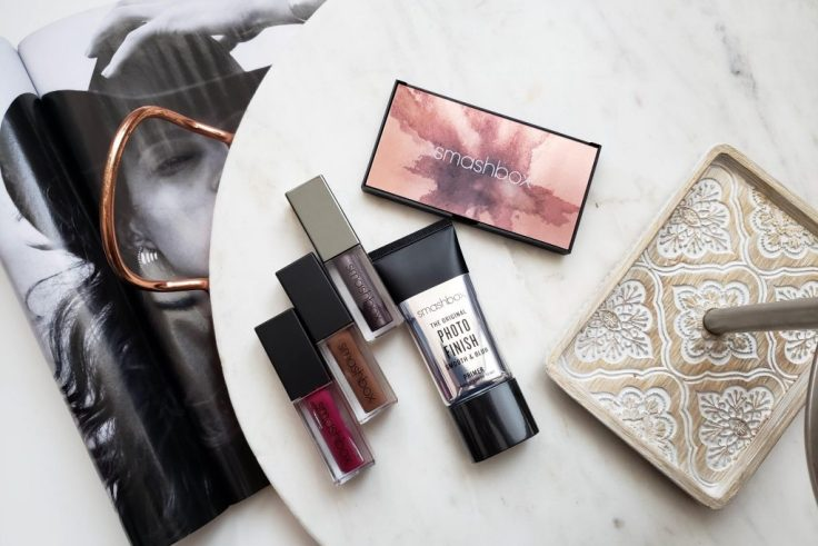Smashbox Cosmetics - Products I have on Rotation