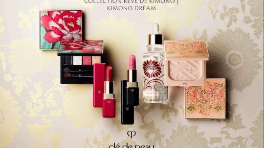 Cle de Peau Beaute Holiday 2019 Kimono Dream Collection