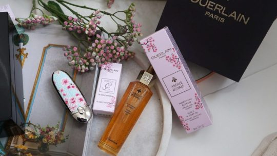 Guerlain Cherry Blossom Spring Collection 2020
