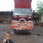 The Peshawar Truck Yards The Velvet Rocket