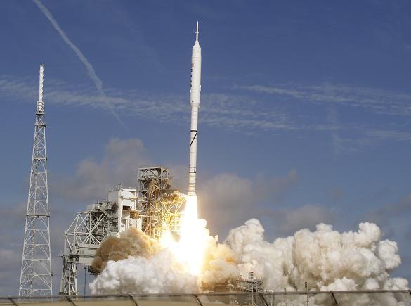 Nasa's Ares I-X rocket