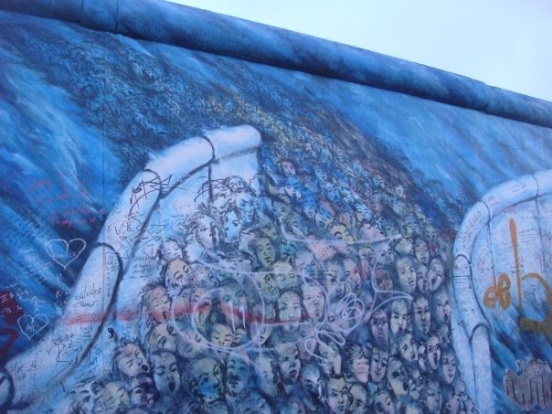 East Side Gallery, Berlin Wall