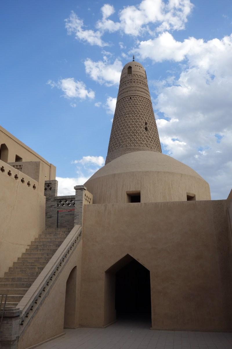 The Emin Minaret The Tallest Minaret In China The