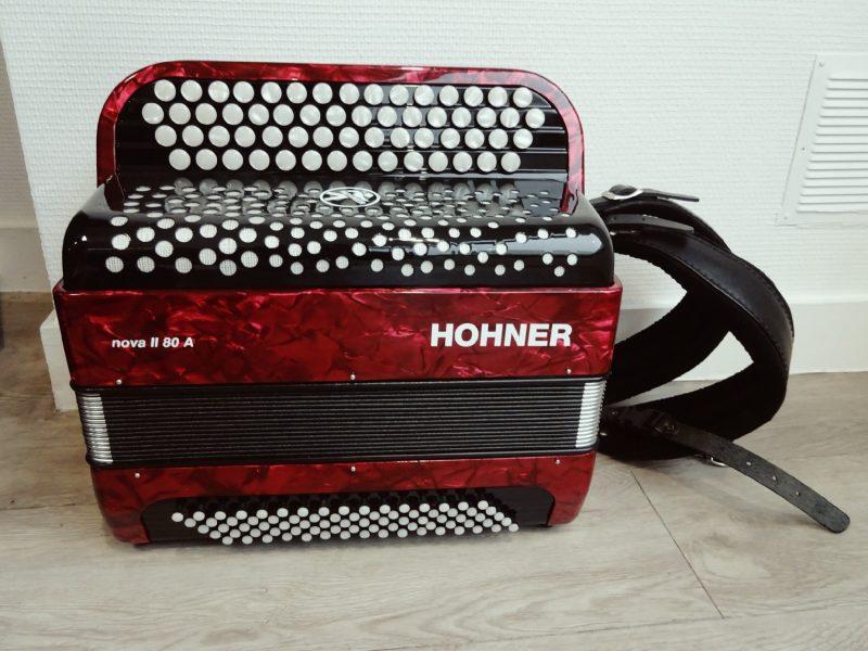 hohner nova 80A 1