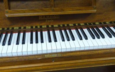 Piano RAMEAU Antibes
